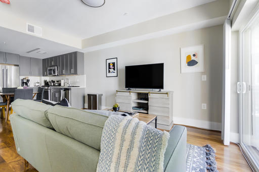 image 8 furnished 2 bedroom Apartment for rent in Forest Hills, DC Metro