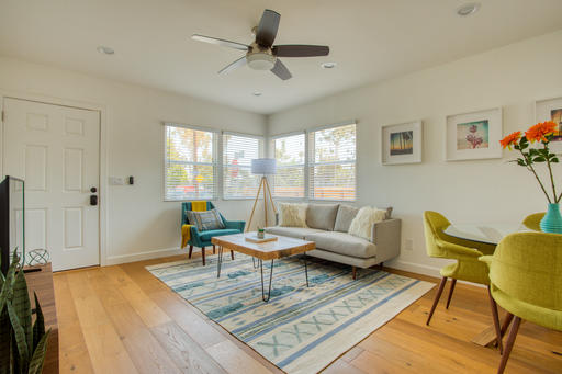 image 3 furnished 1 bedroom Apartment for rent in Culver City, West Los Angeles