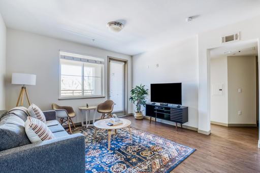 image 2 furnished 2 bedroom Apartment for rent in Almaden, San Jose