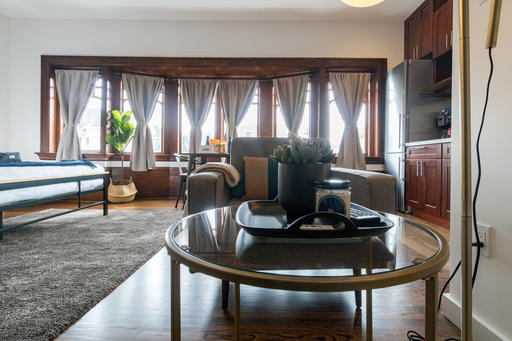 image 6 furnished Studio bedroom Apartment for rent in Pacific Heights, San Francisco