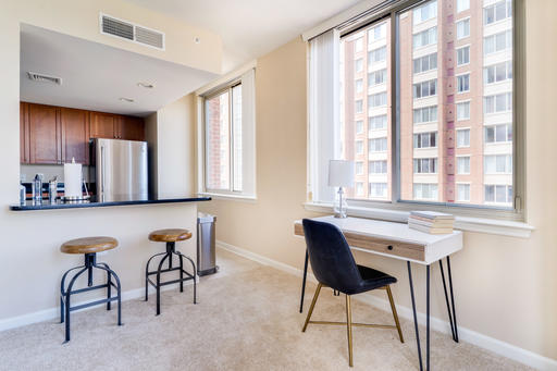 image 4 furnished 2 bedroom Apartment for rent in Alexandria, DC Metro