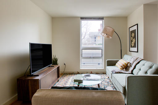 image 2 furnished 1 bedroom Apartment for rent in American U, DC Metro
