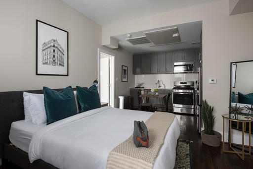 image 4 furnished Studio bedroom Apartment for rent in Forest Hills, DC Metro