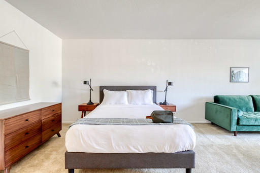 image 4 furnished Studio bedroom Apartment for rent in Mountain View, San Mateo (Peninsula)