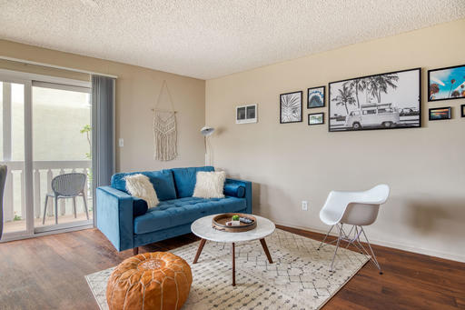 image 2 furnished 2 bedroom Apartment for rent in Redondo Beach, South Bay