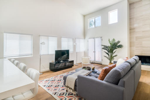 image 2 furnished 3 bedroom Apartment for rent in Marina del Rey, West Los Angeles