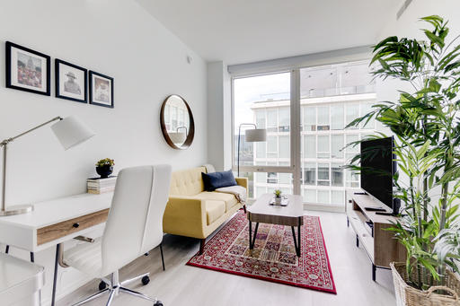 image 3 furnished 1 bedroom Apartment for rent in Capitol Hill, DC Metro