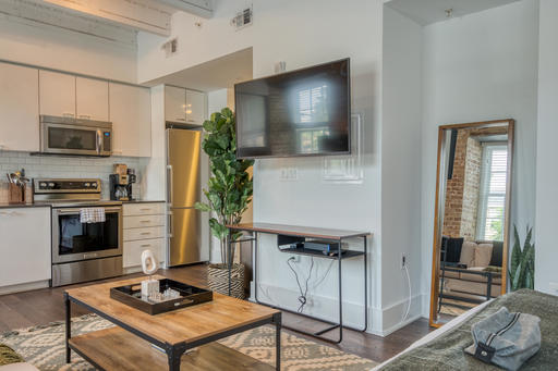 image 3 furnished Studio bedroom Apartment for rent in Alexandria, DC Metro