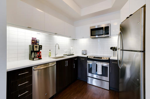 image 3 furnished 2 bedroom Apartment for rent in Lower Nob Hill, San Francisco