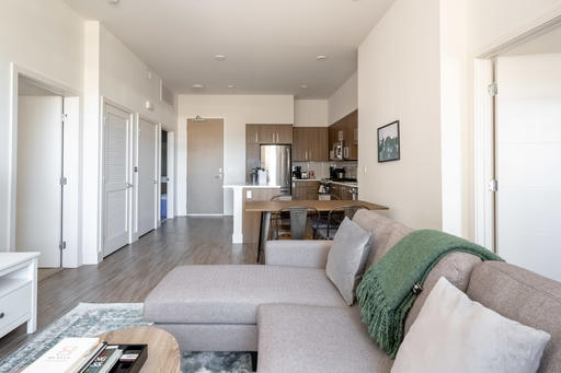 image 2 furnished 2 bedroom Apartment for rent in San Carlos, San Mateo (Peninsula)