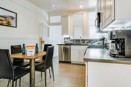 image 3 furnished 2 bedroom House for rent in Noe Valley, San Francisco