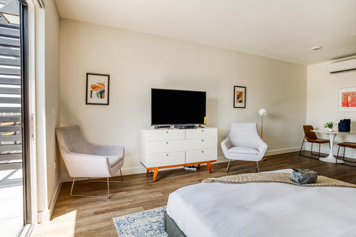 image 4 furnished Studio bedroom Apartment for rent in Piedmont, Alameda County