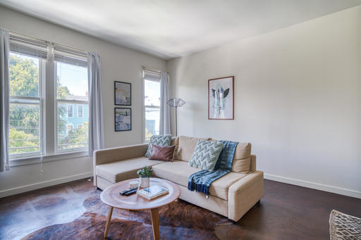 image 6 furnished 2 bedroom Apartment for rent in Mission District, San Francisco
