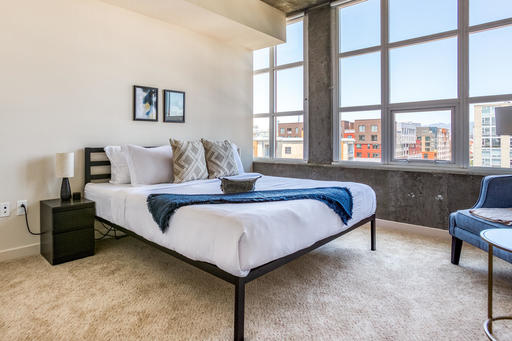 image 6 furnished 2 bedroom Apartment for rent in Oakland Downtown, Alameda County