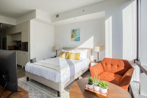image 6 furnished Studio bedroom Apartment for rent in Arlington, DC Metro