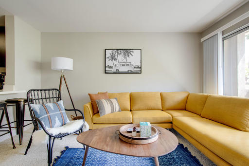 image 3 furnished 1 bedroom Apartment for rent in Pasadena, San Gabriel Valley