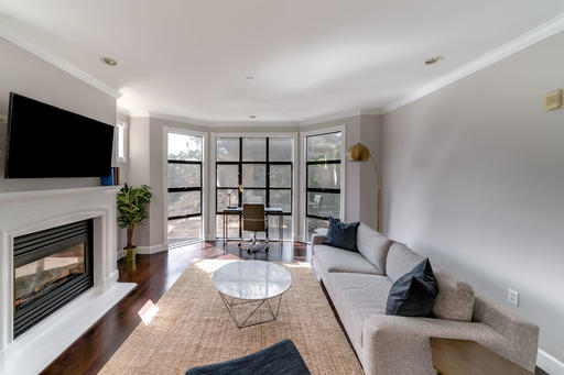 image 2 furnished 3 bedroom Apartment for rent in Haight-Ashbury, San Francisco