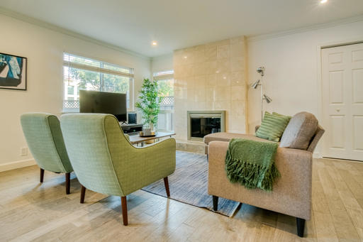 image 1 furnished 3 bedroom Apartment for rent in Palo Alto, San Mateo (Peninsula)