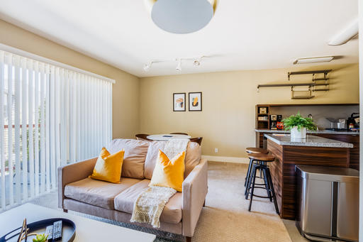 image 2 furnished 1 bedroom Apartment for rent in San Mateo, San Mateo (Peninsula)