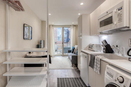 image 3 furnished Studio bedroom Apartment for rent in Dupont Circle, DC Metro
