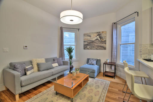 image 1 furnished 3 bedroom Apartment for rent in South of Market, San Francisco