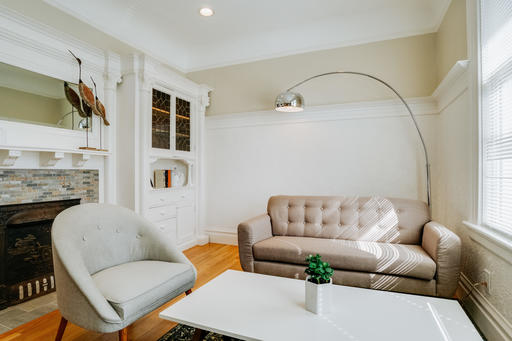 image 1 furnished 2 bedroom House for rent in Noe Valley, San Francisco