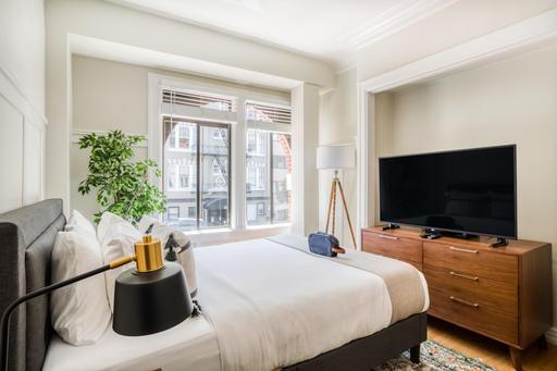 image 3 furnished Studio bedroom Apartment for rent in Nob Hill, San Francisco