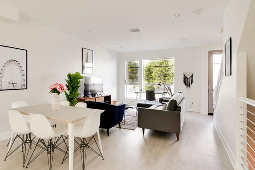 image 2 furnished 3 bedroom Apartment for rent in West Hollywood, Metro Los Angeles