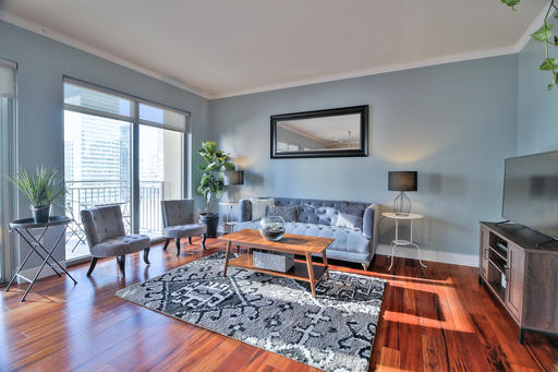 image 2 furnished 2 bedroom Apartment for rent in South of Market, San Francisco