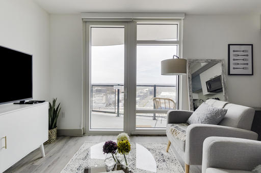 image 2 furnished Studio bedroom Apartment for rent in Vienna, DC Metro