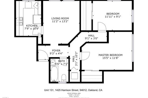 image 10 furnished 2 bedroom Apartment for rent in Oakland Downtown, Alameda County