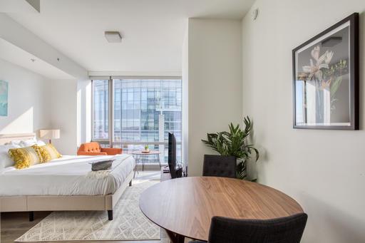 image 8 furnished Studio bedroom Apartment for rent in Arlington, DC Metro