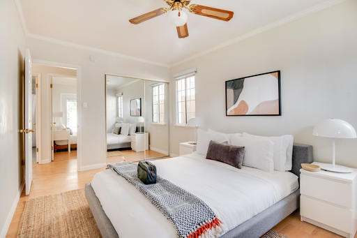 image 8 furnished 2 bedroom House for rent in Culver City, West Los Angeles