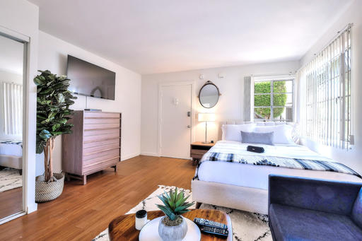 image 6 furnished Studio bedroom Apartment for rent in Culver City, West Los Angeles