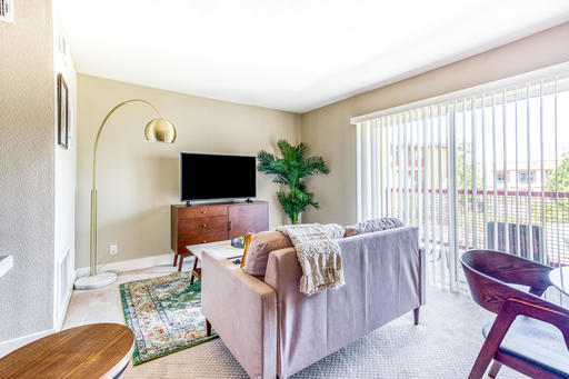 image 1 furnished 1 bedroom Apartment for rent in San Mateo, San Mateo (Peninsula)