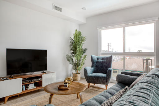 image 3 furnished 1 bedroom Apartment for rent in Eagle Rock, Metro Los Angeles