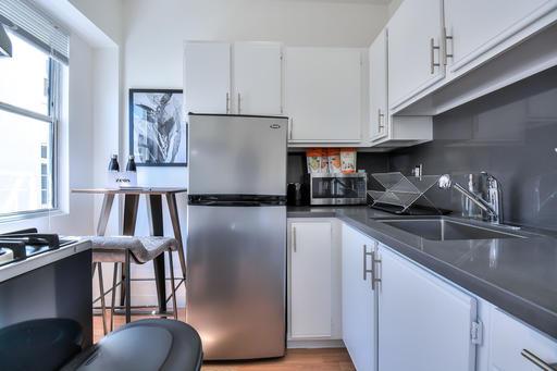 image 4 furnished Studio bedroom Apartment for rent in Nob Hill, San Francisco