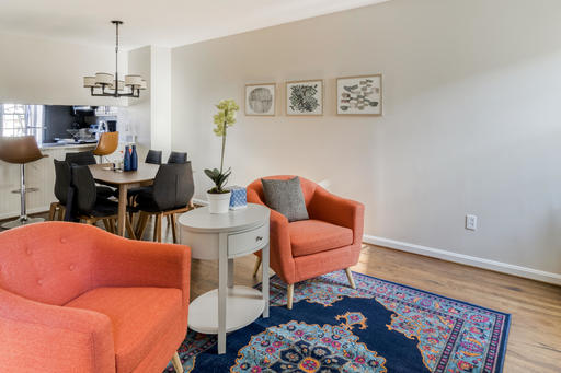 image 1 furnished 3 bedroom Apartment for rent in Arlington, DC Metro