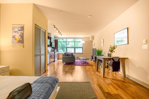 image 6 furnished Studio bedroom Apartment for rent in Capitol Hill, Seattle Area