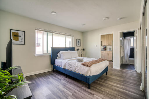image 3 furnished Studio bedroom Apartment for rent in Piedmont, Alameda County