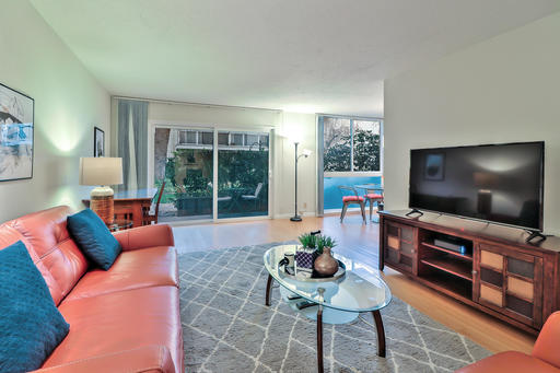 image 2 furnished 1 bedroom Apartment for rent in Mountain View, San Mateo (Peninsula)
