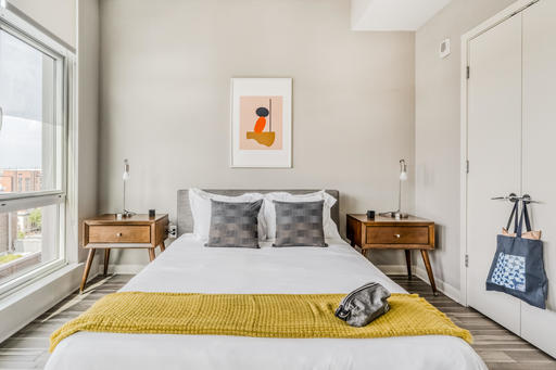 image 9 furnished Studio bedroom Apartment for rent in Bloomingdale, DC Metro