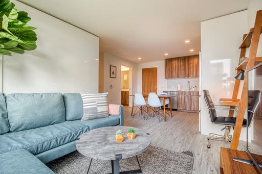 image 2 furnished Studio bedroom Apartment for rent in Other King Cty, Seattle Area