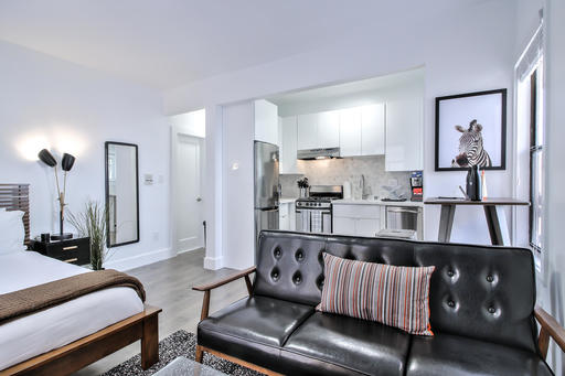 image 3 furnished Studio bedroom Apartment for rent in Haight-Ashbury, San Francisco