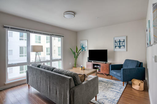 image 4 furnished 1 bedroom Apartment for rent in Bellevue, Seattle Area