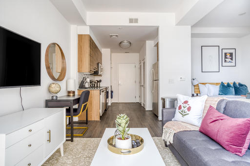 image 2 furnished Studio bedroom Apartment for rent in McLean, DC Metro