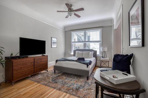 image 1 furnished Studio bedroom Apartment for rent in Nob Hill, San Francisco