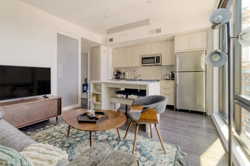 image 2 furnished 1 bedroom Apartment for rent in Reston, DC Metro