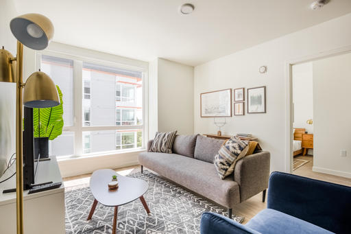 1 bedroom Capitol Hill