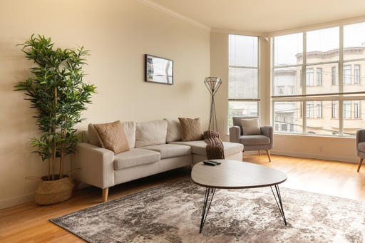 image 2 furnished 2 bedroom Apartment for rent in North Beach, San Francisco